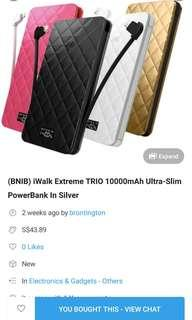Iwalk extreme trio 1000