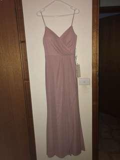 New dress negotiable