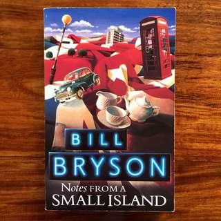 Book: Notes from a Small Island / Bill Bryson