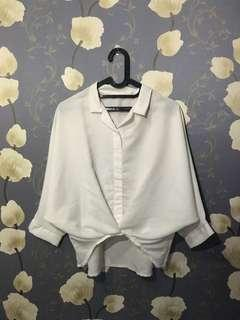White Blouse (Batwing)