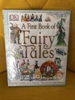 A First Book of the Fairy Tales (Hard Bound)