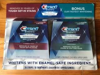 Crest 3D Dental Whitening Kit