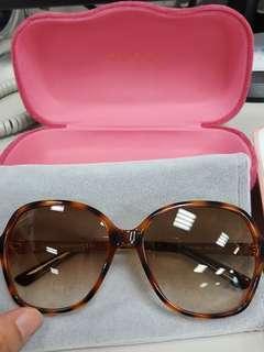 Gucci精品時尚太陽眼鏡(正品)
