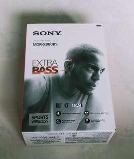 Brand New Sealed Sony MDR-XB80BS