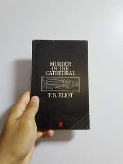 🚚 Murder in the Cathedral — T. S. ELIOT