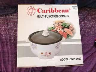 Caribbean multi cooker