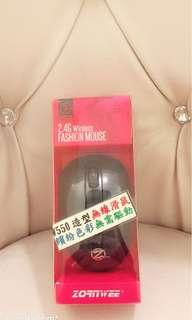 🚚 Brand New 2.4G wireless fashion mouse 無線滑鼠 全新