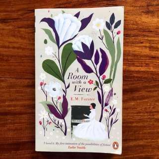 Book: A Room with a View / E.M. Forster