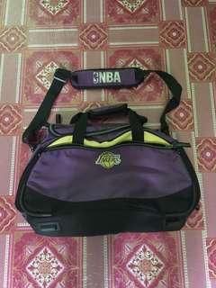 NBA  Lakers  duffle bag  orig