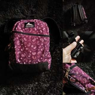 Authentic Gregory Casual Day Midnight Pasley
