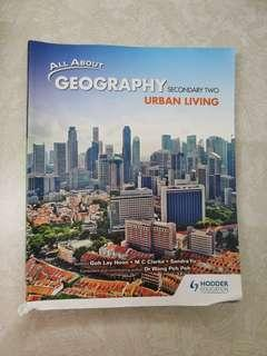All about Geography Secondary 2 Urban living