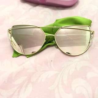 Sunglasses Rosegold
