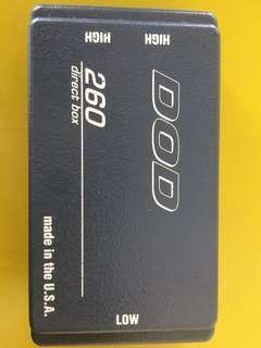 DOD - 260 direct box