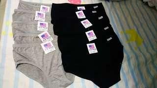 New under wear set ,waist 22-33,$70@10 pcs