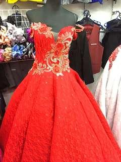 Ball gowns for rent
