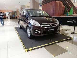 Suzuki Ertiga GLX AT