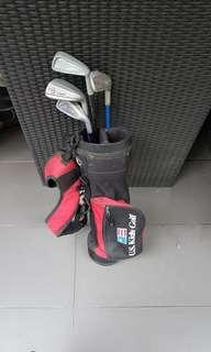 Toddler golf set