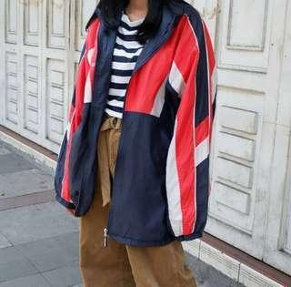 Jacket Vintage Diadora Thrift Shop Retro