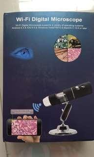 Wifi Digital Microscope 1000X
