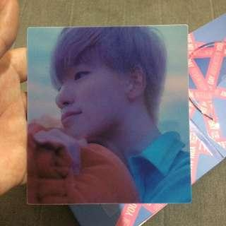 [Lenticular] Dino SVT - You Make My Day (Set The Sun Ver)