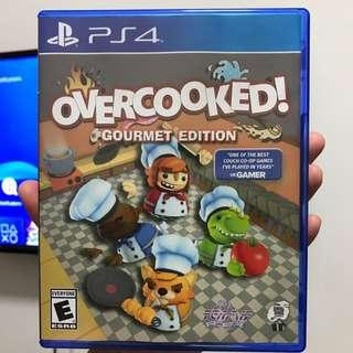 PS4 Game - Overcooked (Gourmet Edition)