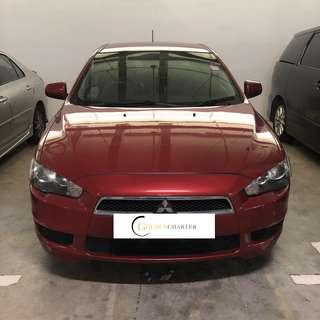 Mitsubishi Lancer CHEAP PRIVATE HIRE/PERSONAL CAR RENTAL