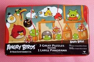 Angry Birds Puzzle