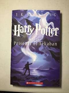 Harry Potter and the Prisoner of Azkaban soft cover