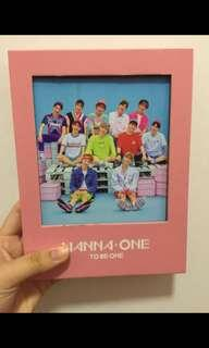 unsealed wanna one albums