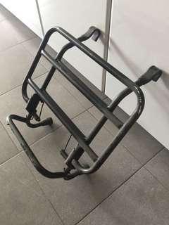 Vespa front rack px150 px200