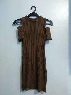 Shop Copper Brown Dress