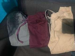 toddler pants (bundle of 3 for only 600)