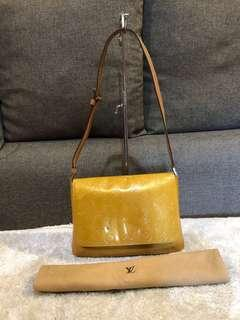 Authentic LV Vernis Tango Shoulder Bag With Dustbag