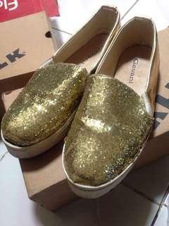 Slip on - gold