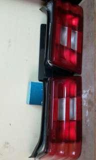 R129 300sl 500sl rear light