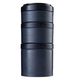 Sundesa 三層 ProStak expand storage blenderbottle black