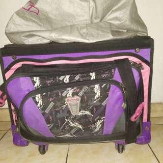 Hawk 6-wheels bag/trolley