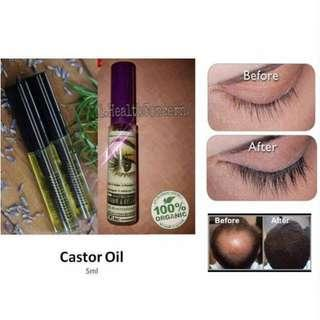 Authentic Castor Oil (Cold Pressed Oil)