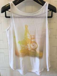 American eagle Sleeveless Top size xs