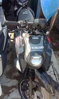 Motor x-ride 125cc