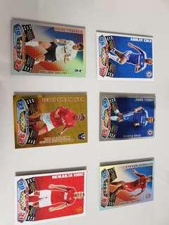 Match Attax 2011/2012 Cards in Mint Condition