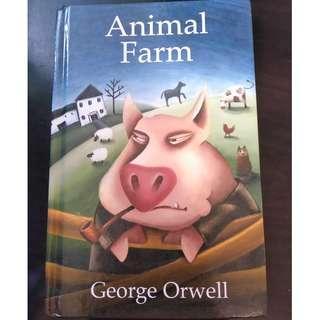 🚚 Animal Farm, By George Orwell