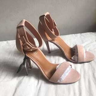 Cotton On Rubi Pink Ankle Strap Heels #POST1111