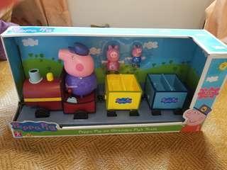 Peppa Pig - Grandpa train