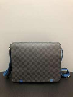 Louis Vuitton Limited Edition District MM