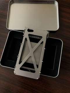 iPhone 5 metal case