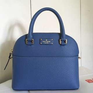 SALE!!! SALE!!! SALE!!! Authentic Kate Spade Grove Street Mini Carli Womens Bowl Bag