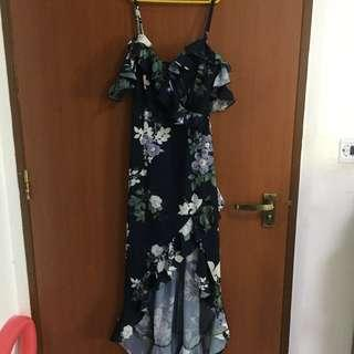 BN MDS Floral Dress