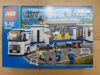 Lego 60044 警車 police truck