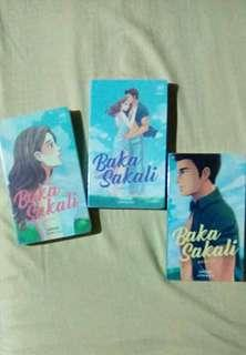 JONAXX BOOKS (BAKA SAKALI) with SHIPPING FEE